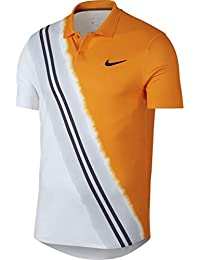 premium selection 8b9c1 14970 Nike M NKCT ADV Polo NY NT Poloshirt für Herren, Mehrfarbig (Orange Peel