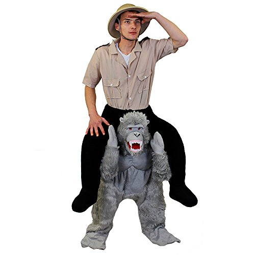 ILOVEFANCYDRESS Gorilla AFFE Pick Me Up Tier Kostüm (Sanitäter Kostüm Kind)