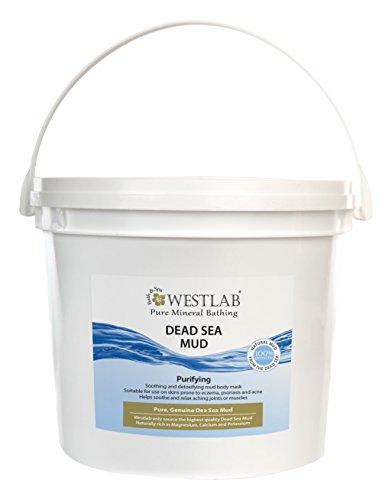 Westlab Dead Sea Mud bucket 4.5 kg