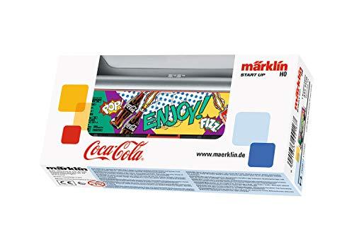 41riYvSzXVL - Märklin Start up 44216 - Kühlwagen in Coca-Cola® Gestaltung, Spur H0