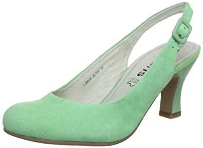 Tamaris 1-1-29606-20, Damen Pumps, Grün (MINT 703), EU 42