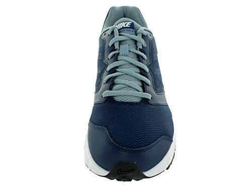 NIKE Downshifter 6 Schuhe Herren Sneaker Turnschuhe Weiß 684652 100 Midnight Navy/White/Magnet Grey)