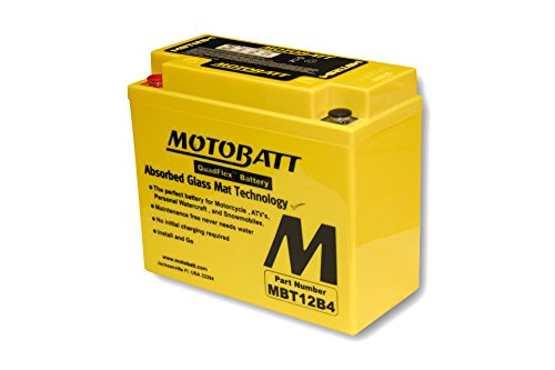 MOTOBATT Batteria MBT12B4