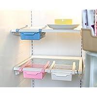 Uctop Store multifonction réfrigérateur tiroir Rack de stockage congélateur Desk support pour étagère de cuisine Organiser