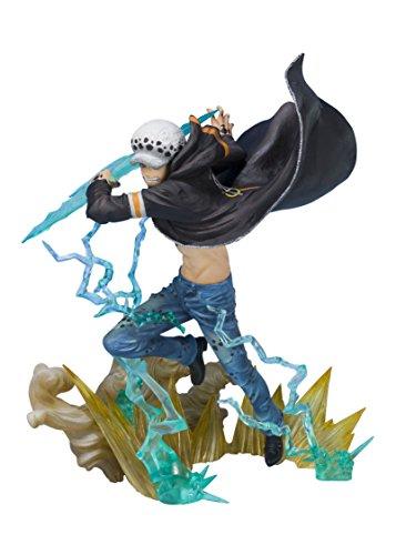 Bandai Trafalgar Law Gamma Knife Figura 17.5 Cm One Piece Figuarts Zero, (BDIOP197843)