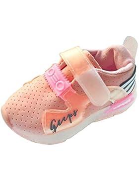 Omiky® Herbst Kleinkind Sport Running Baby Schuhe Jungen Mädchen LED leuchtende Schuhe Sneakers