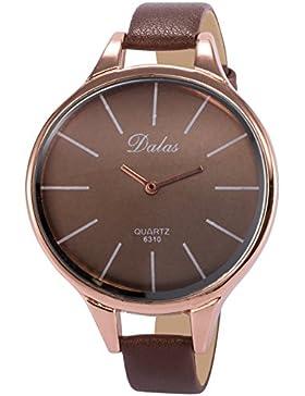 EASTPOLE Dalas Fashion Trendy Quarzuhr Armbanduhr Herrenuhr Damenuhr Jungen Uhr WAA442