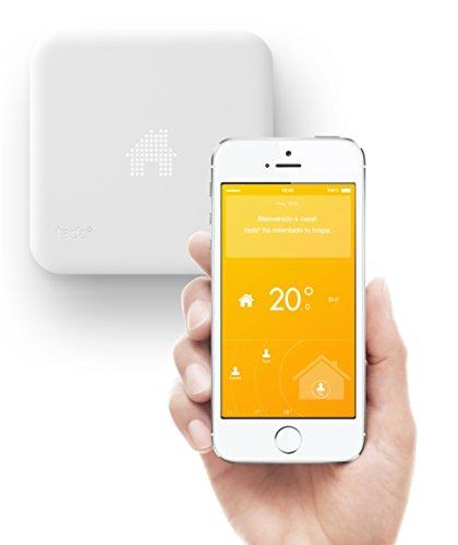 tado° Termostato Inteligente - Kit de Inicio (v2) - control inteligente de la calefacción con smartphone