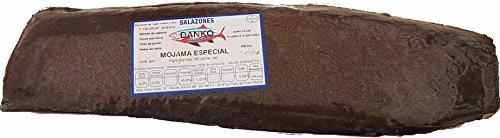 Mosciame di tonno, Mojama, tonno essiccato, pezzo di 1 kg.Il prosciutto del mare