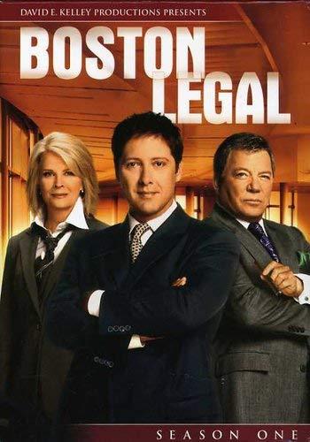 Click for larger image of Boston Legal: Season 1 [DVD] [2005] [Region 1] [US Import] [NTSC]