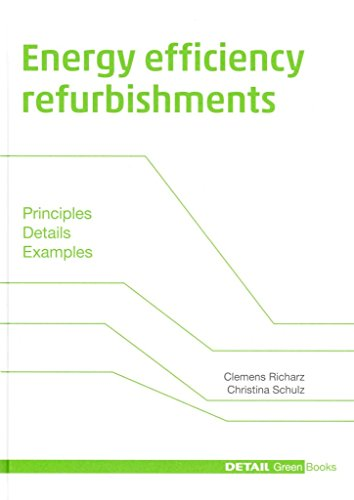 [(Energy Efficiency Refurbishments : Principles, Details, Case Studies)] [By (author) Clemens Richarz ] published on (May, 2013)