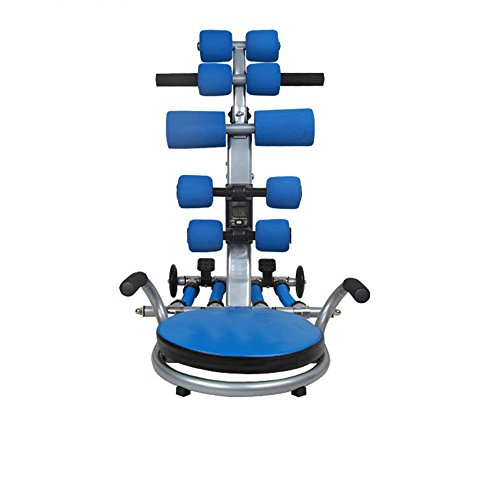 Addestratore addominale ab rocket core tavola supina / attrezzatura fitness sit-up / addome domestico multi-funzione muscoli addominali panca con manubri / posto applicabile: il soggiorno, il balcone,