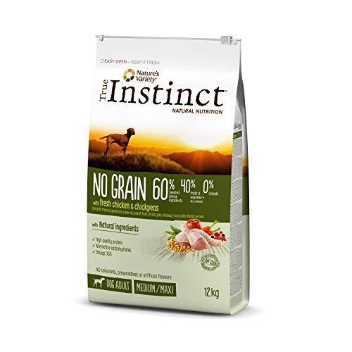 True Instinct No Grain Pienso Perros Medium Adult