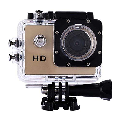 KKmoon Action cam unterwasserkamera 720P Wasserdichter Ultra HD DV Camcorder 90-110 Grad Weitwinkel für Outdoor Sport, Klettern, Tauchen, Drohnen