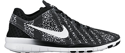 Nike Free 5.0 Tr Fit 5 Print, Running Entrainement Adulte Mixte - multicolore