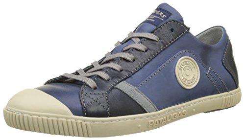 Pataugas Barb, Baskets Basses Homme Bleu (Bleu)