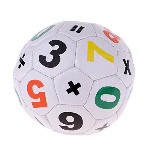 F Fityle Juguete Balón Fútbol Niños 3-6 años Cuero