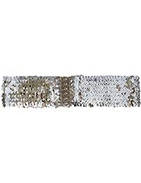Sucre Belts - Cinturón - hebilla de cristal - para mujer