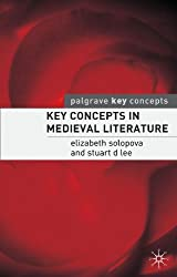 Key Concepts in Medieval Literature (Palgrave Key Concepts: Literature)