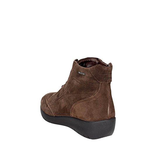 Stonefly 107103 M37 Sneakers Alta Donna Marrone