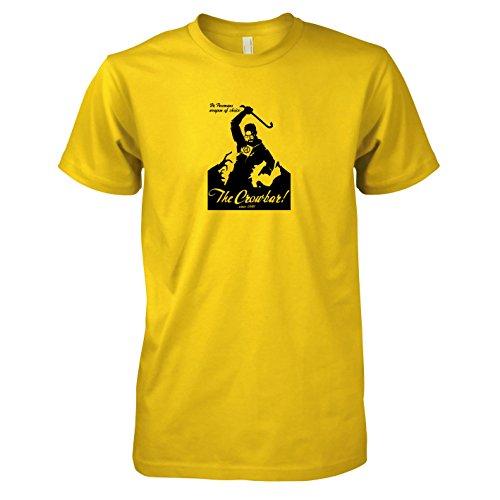 TEXLAB - Gordon Freemans Weapon of Choice - Herren T-Shirt, Größe S, (Half Gordon Freeman Kostüm Life)