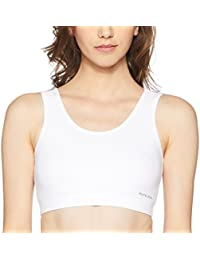 Fruit of the Loom Women's Plain Relaxed Fit Sports Top