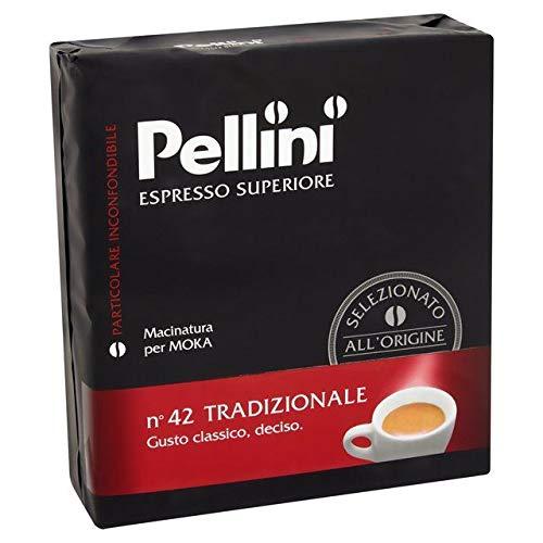 Pellini Nr.42 Tradizionale Gemahlenen Kaffee 500G