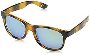 Vans_Apparel Unisex Spicoli 4 Shades Sunglasses, Brown Tortoise, 55