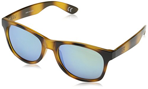 Vans_Apparel Unisex Spicoli 4 Shades Sunglasses, Brown Tortoise, 55