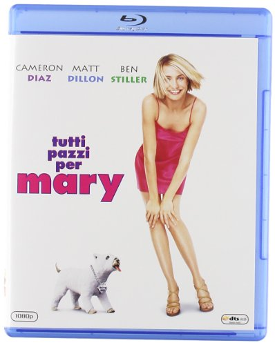Tutti pazzi per Mary [Blu-ray] [IT Import]