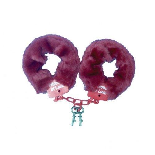 Amscan Hen Night Fluffy Handcuffs - Kostüm Valentine Kinder