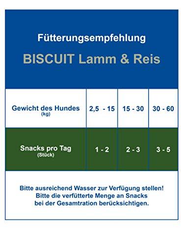 Bosch Snack Biscuit Lamm & Reis 1 kg