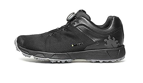 Icebug Men's DTS3 BUGrip GTX Shoes CarbonBlack 7.5: Amazon