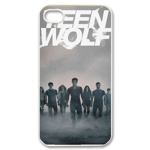 LP-LG Phone Case Of Teen Wolf For Iphone 4/4s [Pattern-6] Pattern-6