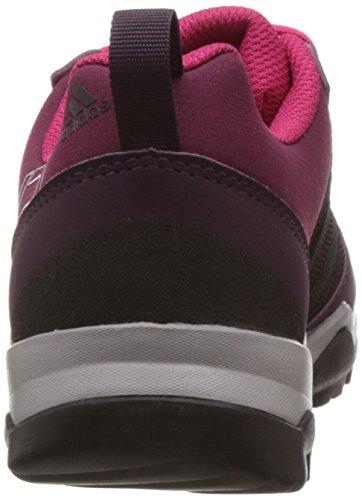 Adidas - Scarpe sportive da bambino (bordeaux/schwarz/orange)