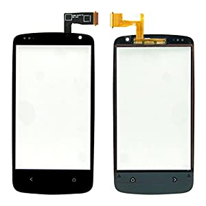 For HTC Desire 500 Digitizer Touch Screen Glass Lens Replacement Repair Part