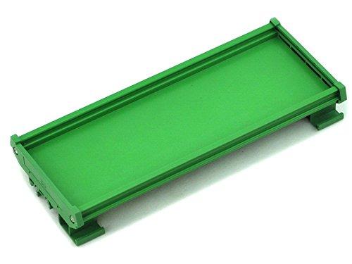 Electronics-Salon DIN-Schienen-Halterung für 250 x 72 mm Leiterplatte, Gehäuse, Halterung. Din Rail Mount Bracket