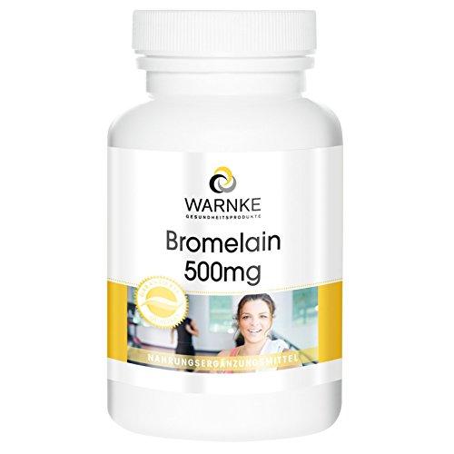 Warnke produits de santé broméli...