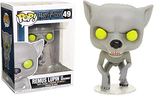 Funko Pop Remus Lupin Hombre Lobo (Harry Potter 49) Funko Pop Harry Potter