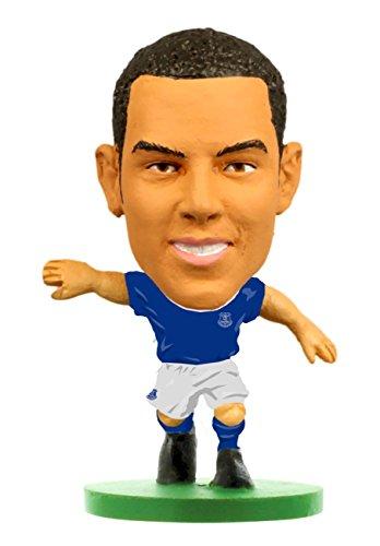 SoccerStarz SOC1292 Everton Theo Walcott-Home Kit  Classic   Figures  Green