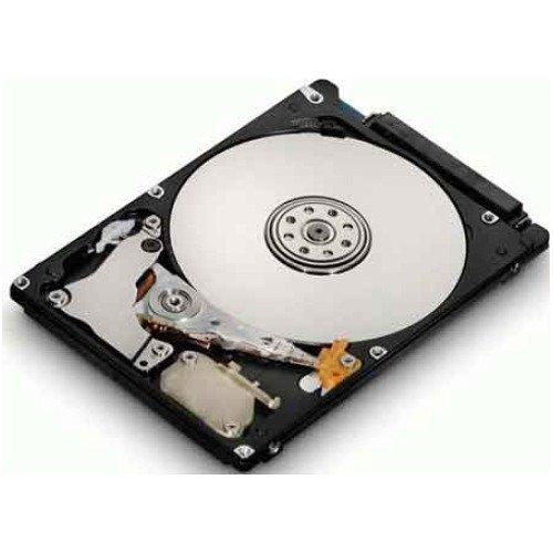 HGST HTS545050A7E380 Z5K500 SATA-Festplatte, 500 GB, 2,5 Zoll (= 6,35 cm), schwarz