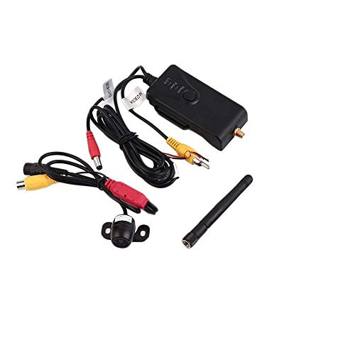 Auto Wifi Rückfahrkamera Wasserdicht Wireless Echtzeit Video Transmitter Receiver Rückspiegel Monitor 903W AV Schnittstelle 170 ° MINI Auto Kamera Für IPhone Android Ipad Wireless-kamera-video-receiver