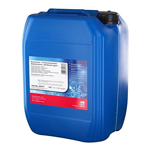 febi bilstein 22274 Frostschutzmittel G12 für Kühler (rot) 20 Liter