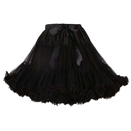 AMORETU Womens A-Line Multi Layered Petticoat Vintage, used for sale  Delivered anywhere in UK