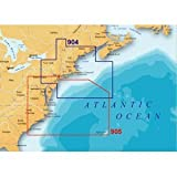 Navionics MSD-905P plus Navionics Platinum Plut 905PP - US Mid Atlantic and Canyons - SD Card