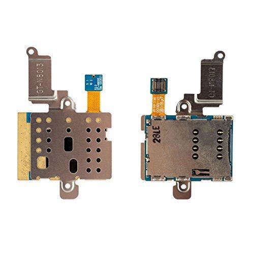 SAMSUNG GALAXY NOTE 10.1 GT-N8000 SIM KARTEN SLOT PCB EINSCHUB