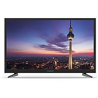 Nordmende Wegavision FHD24A 60,96 cm (24 Zoll) / Fernseher mit integriertem Triple-Tuner, Full-HD, schwarz