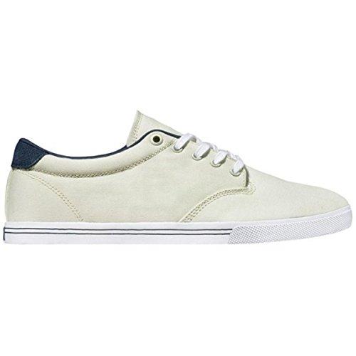 Globe Skateboard Schuhe Lighthouse Slim Antique White - Sneaker Skate Shoes Sneakers Mehrfarbig