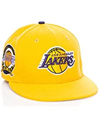New Era NBA LOS ANGELES LAKERS Patched 59FIFTY Cap