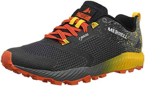 Merrell All out Crush 2 GTX, Scarpe da Trail Running Uomo, Arancione Orange, 44 EU